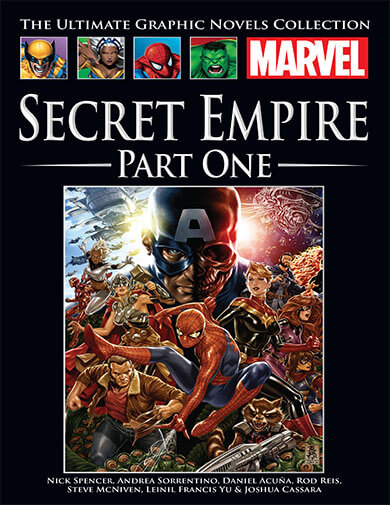 Secret Empire Part One