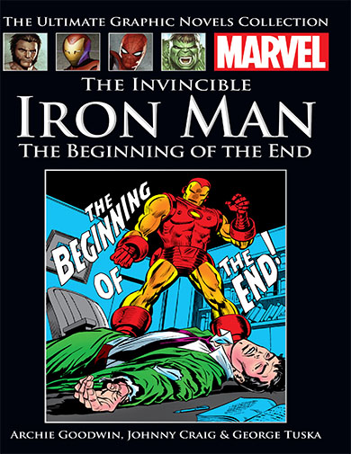 Iron Man: The Beginning of the End