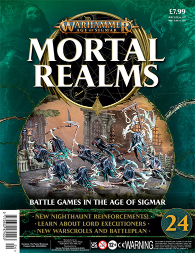 Warhammer Age of Sigmar: Mortal Realms Issue 24