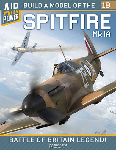 Spitfire MK IA Issue 18