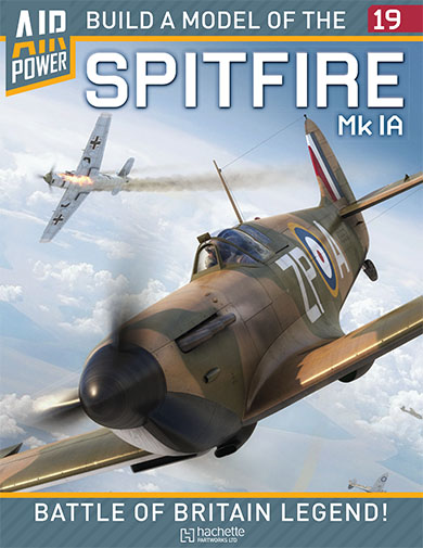 Spitfire MK IA Issue 19