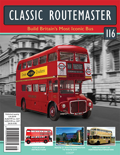 Classic Routemaster Issue 116