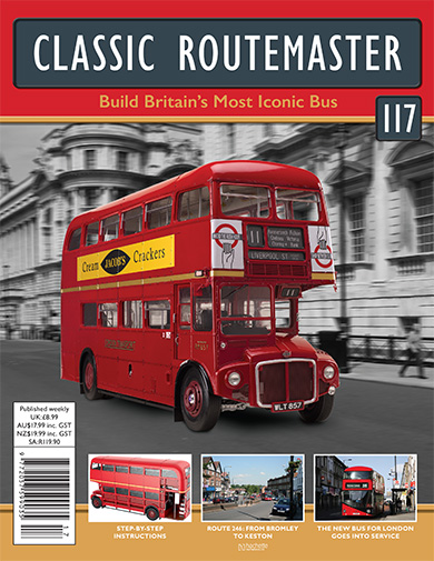 Classic Routemaster Issue 117