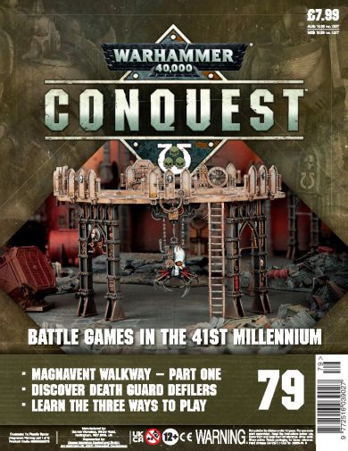 Warhammer 40,000: Conquest Issue 79