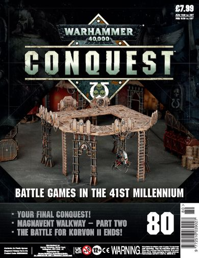 Warhammer 40,000: Conquest Issue 80