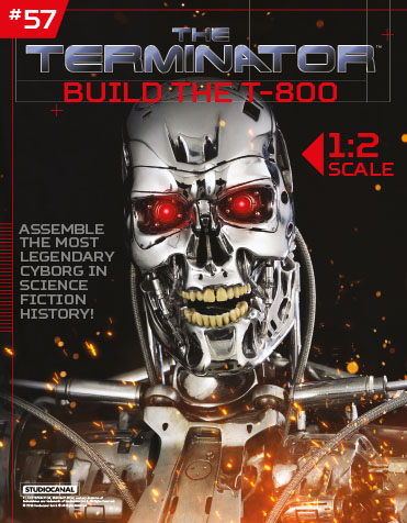 The Terminator: Build the T-800 Issue 57